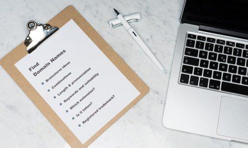 7 Strategien zur Wahl eines effektiven Domänennamens